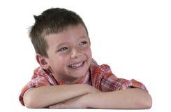 3 αστείος συμπαθητικός παιδιών Στοκ Εικόνες