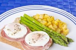 3 αυγά κυνήγησαν λαθραία σειρά Στοκ εικόνα με δικαίωμα ελεύθερης χρήσης