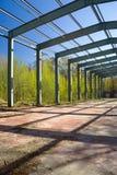 3 εγκαταλειμμένη γεωμετ&rh Στοκ φωτογραφία με δικαίωμα ελεύθερης χρήσης