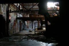 3 εγκαταλειμμένο εργοσ&ta Στοκ φωτογραφία με δικαίωμα ελεύθερης χρήσης