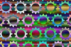 3 εργαλεία psychedelic Στοκ Φωτογραφία
