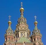 3 καθεδρικός ναός Paul Peter Στοκ Εικόνες