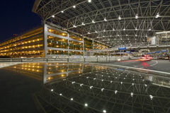 3 καλυμμένο αερολιμένας &kapp Στοκ φωτογραφία με δικαίωμα ελεύθερης χρήσης