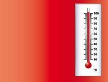 3 καυτός θερμός Στοκ Εικόνες