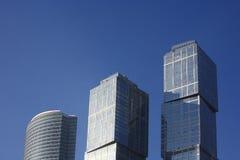 3 κτήρια εταιρικά Στοκ Εικόνες