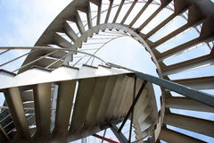 3 πουθενά σκαλοπάτια Στοκ εικόνες με δικαίωμα ελεύθερης χρήσης