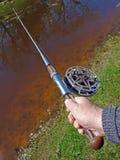 3 που ψαρεύουν Στοκ φωτογραφία με δικαίωμα ελεύθερης χρήσης