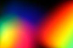 3 σειρές ουράνιων τόξων Στοκ φωτογραφία με δικαίωμα ελεύθερης χρήσης