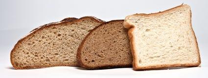 3 ψωμιά Στοκ εικόνα με δικαίωμα ελεύθερης χρήσης