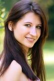 3 όμορφες νεολαίες brunette υπα Στοκ φωτογραφία με δικαίωμα ελεύθερης χρήσης