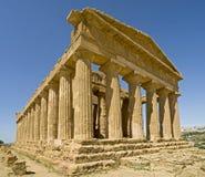 3 античных руины Стоковые Фотографии RF