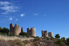 3 башенки Стоковое Фото