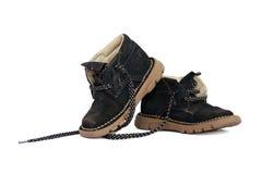 3 ботинка младенца Стоковое Фото