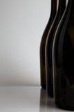 3 бутылки Стоковое Изображение RF