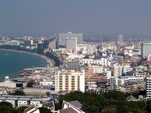 3 город pattaya Стоковое Фото