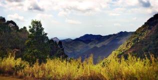 3 горы Стоковое Фото
