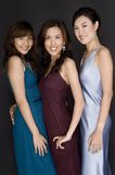 3 девушки Стоковая Фотография