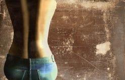 3 джинсыа Стоковые Изображения