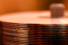 3 диска Стоковые Изображения RF