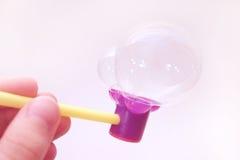 3 дуя пузыря Стоковая Фотография