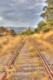 3 железной дороги Стоковое Фото