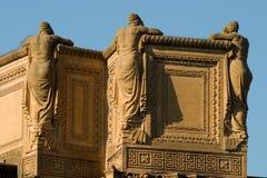 3 женщины задних частей Стоковые Фото