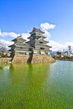 3 замок matsumoto Стоковое Изображение