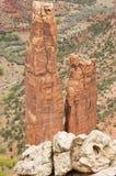 3 каньон chelly de Стоковые Фотографии RF