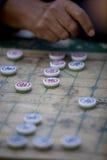 3 китайца шахмат Стоковое Изображение RF