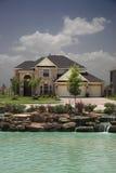 3 красивейших серии домов стоковое фото rf