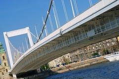 3 мост elizabeth Стоковое Изображение