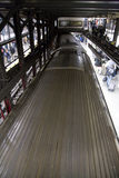 3 над новой подземкой york Стоковая Фотография RF