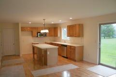 3 новой кухни тавра самомоднейших Стоковые Изображения RF
