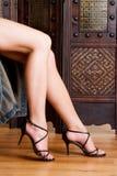 3 ноги Стоковое фото RF