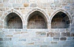 3 окна Стоковые Фотографии RF
