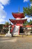 3 осень золотистый kyoto Стоковые Фото