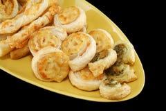 3 печенья смачного Стоковые Фотографии RF