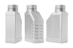 3 пластмасового контейнера Стоковая Фотография RF