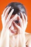 3 побеспокоенного предназначенного для подростков Стоковое Изображение