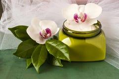 3 продукта чистки красотки Стоковые Фотографии RF