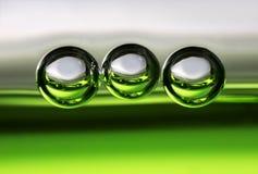 3 пузыря Стоковое Фото