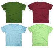 3 пустых рубашки t Стоковое Фото