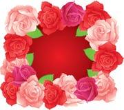 3 розы бесплатная иллюстрация