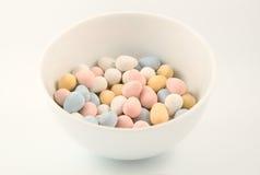 3 серии пасхи конфеты Стоковые Фото
