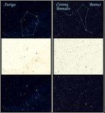 3 созвездия бесплатная иллюстрация
