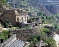 3 стародедовских Китая подземелья собирают дом Стоковые Изображения RF