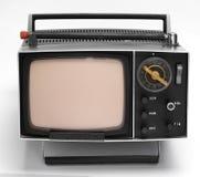 3 старый tv Стоковое Фото