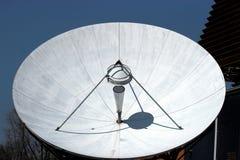 3 тарелки спутниковой Стоковое Изображение