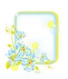 3 цветка естественного Стоковые Изображения