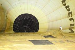 3-яя фиеста горячий международный putrajaya воздушного шара Стоковые Фотографии RF